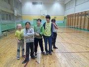 Секция по теннису в Уручье.